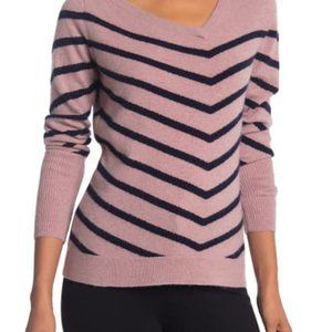 $288 NWT Knyt & Lynk Cashmere Sweater S